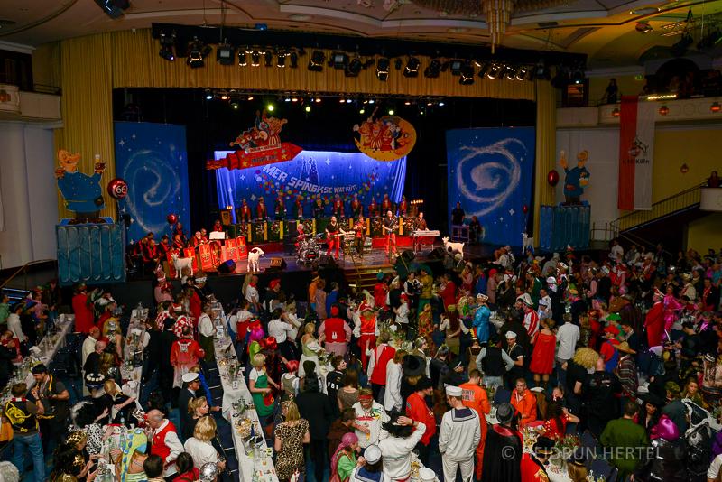 Karneval Maritim Hotel Koln